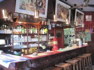 bar van eetcafé de Buurman