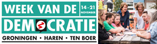14-21 nov | week van de democratie