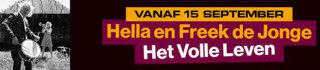 15 sep - 28 okt | Hella en Freek de Jonge